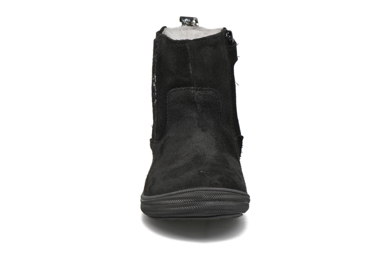Bottines et boots Minibel Ludique Noir vue portées chaussures
