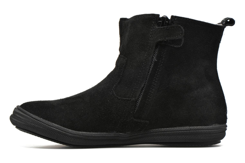 Bottines et boots Minibel Ludique Noir vue face