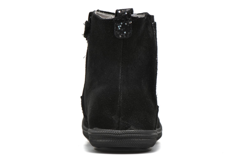 Bottines et boots Minibel Ludique Noir vue droite