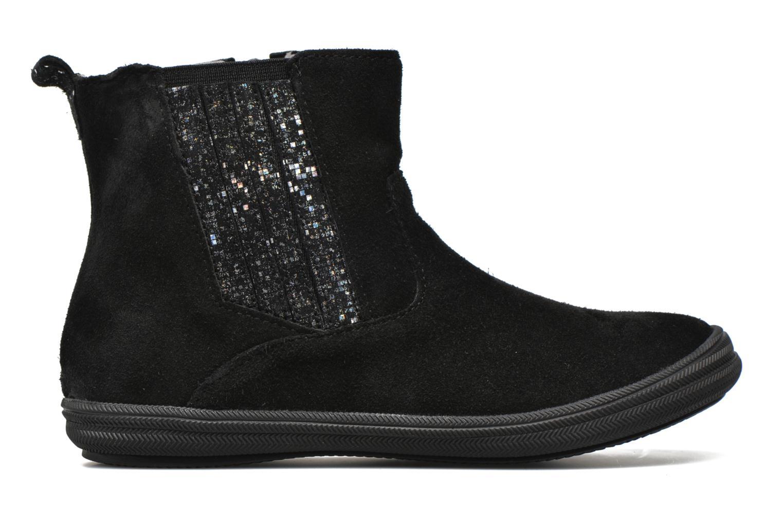 Bottines et boots Minibel Ludique Noir vue derrière
