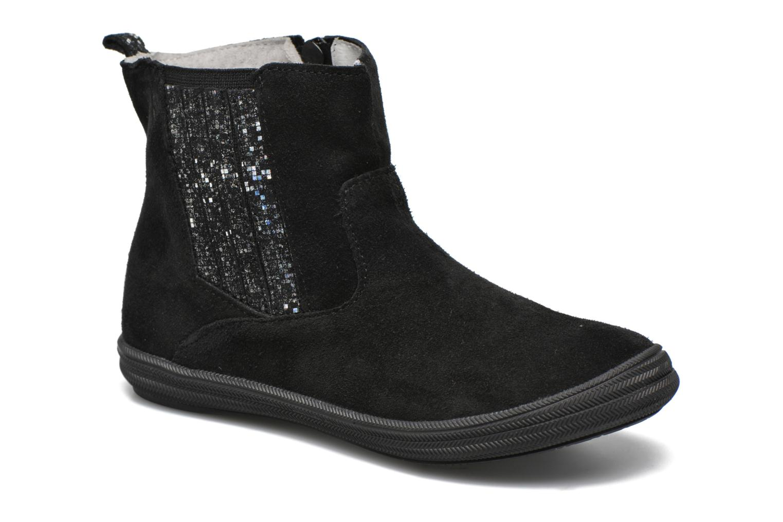 Bottines et boots Minibel Ludique Noir vue détail/paire