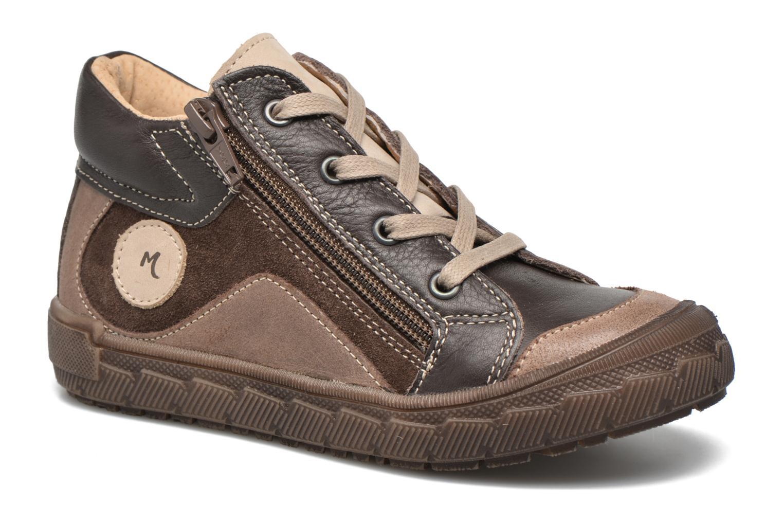 Sneaker Minibel Ludovik braun detaillierte ansicht/modell