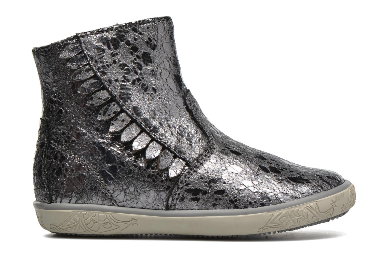 Ankle boots Noël Mini Amel Grey back view