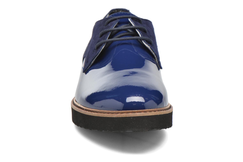 Chaussures à lacets Ippon Vintage James smart Bleu vue portées chaussures
