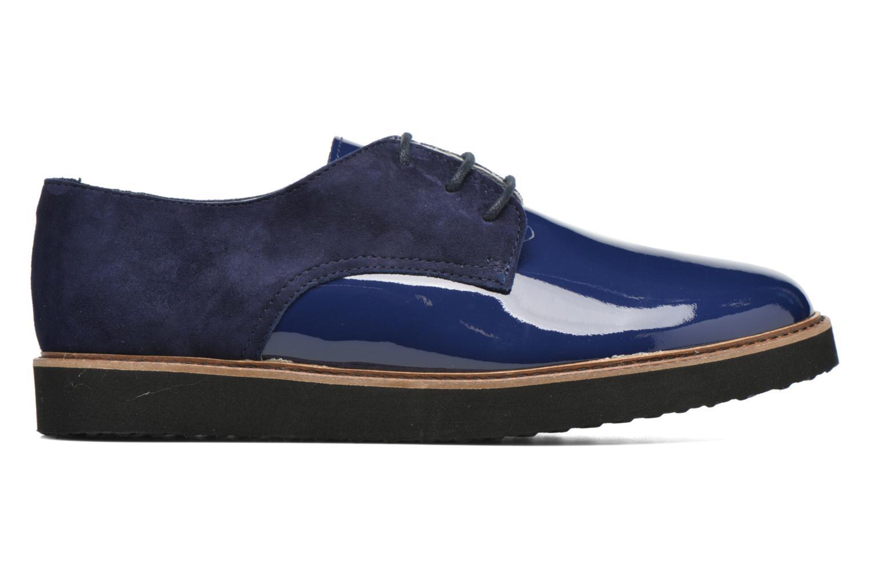 Chaussures à lacets Ippon Vintage James smart Bleu vue derrière
