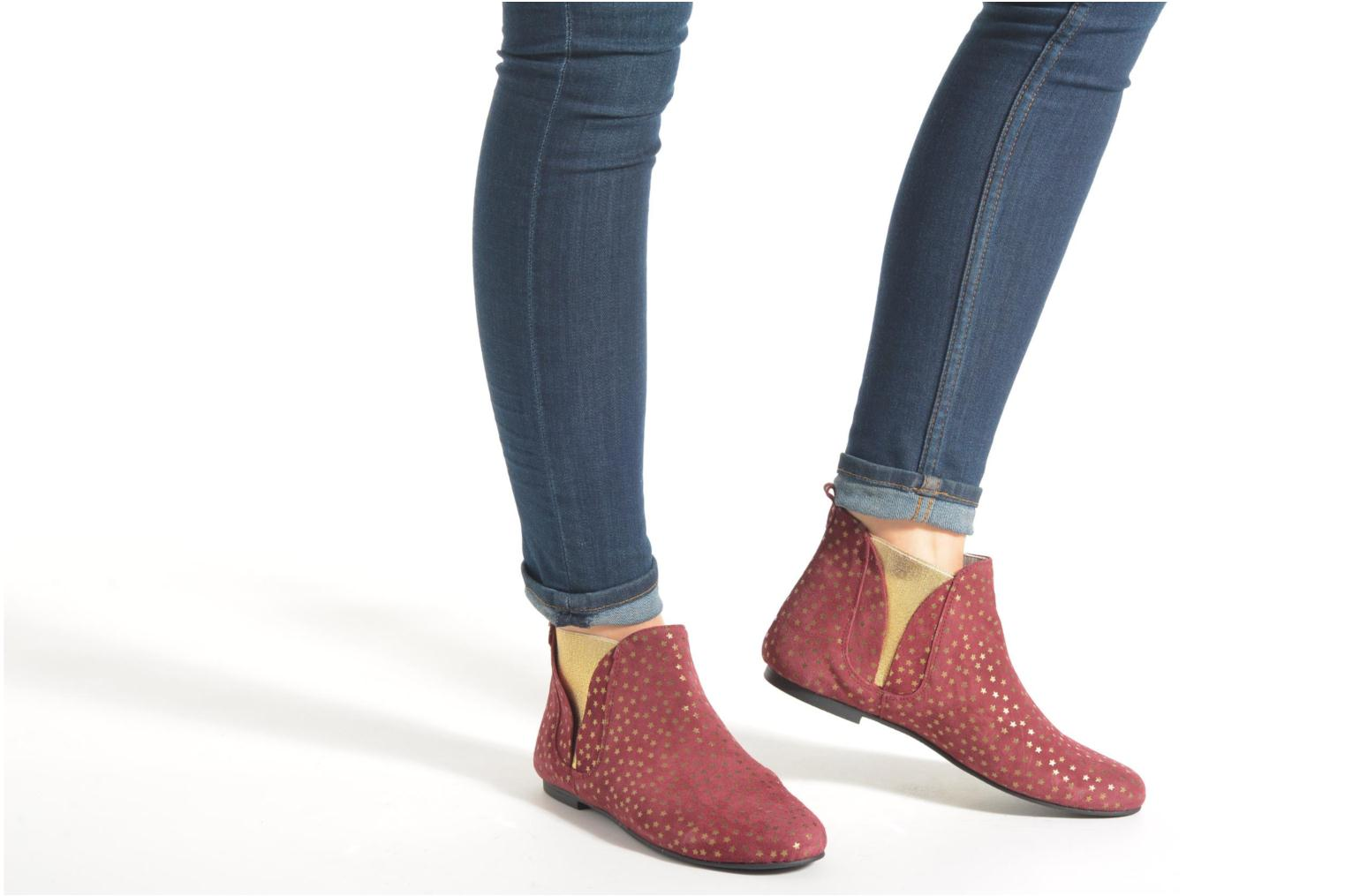 Patch gold Bordeaux