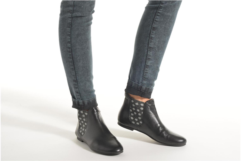 Bottines et boots Ippon Vintage Sun Colors Marron vue bas / vue portée sac