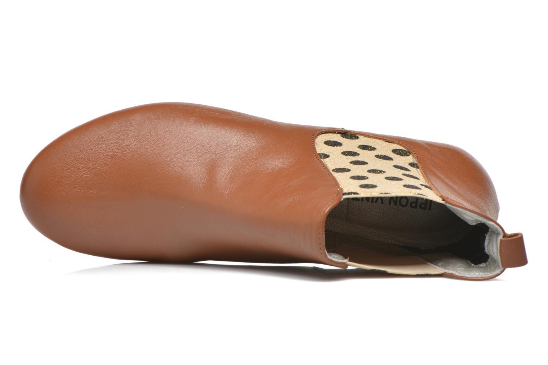Bottines et boots Ippon Vintage Sun Colors Marron vue gauche