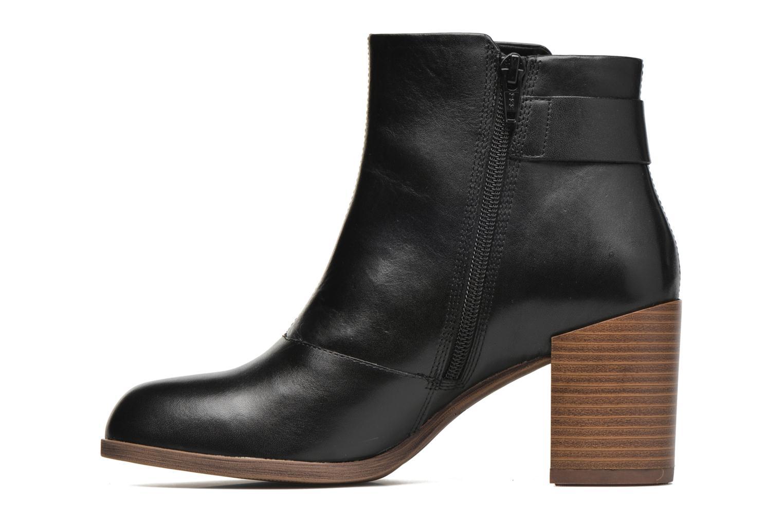 Bottines et boots Vagabond ANNA 4221-101 Noir vue face