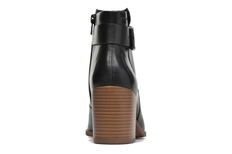 Bottines et boots Vagabond ANNA 4221-101 Noir vue droite