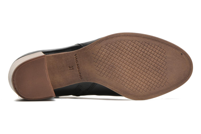 Bottines et boots Vagabond ANNA 4221-101 Noir vue haut