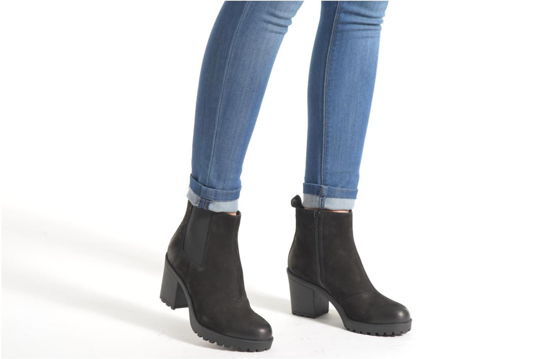 Stiefeletten & Boots Vagabond GRACE 4228-150 schwarz ansicht von unten / tasche getragen