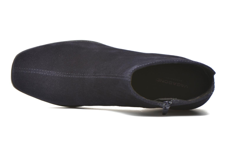 Bottines et boots Vagabond Shoemakers DAISY 4209-240 Bleu vue gauche