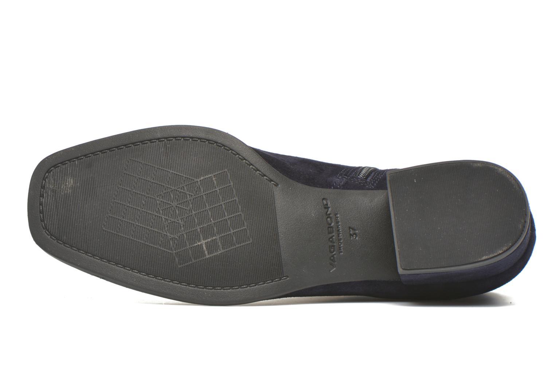 Bottines et boots Vagabond Shoemakers DAISY 4209-240 Bleu vue haut