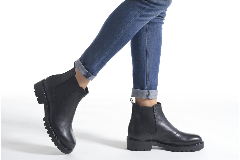 Stiefeletten & Boots Vagabond Shoemakers KENOVA 4241-201 schwarz ansicht von unten / tasche getragen