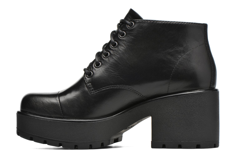 Bottines et boots Vagabond DIOON 4247-301 Noir vue face
