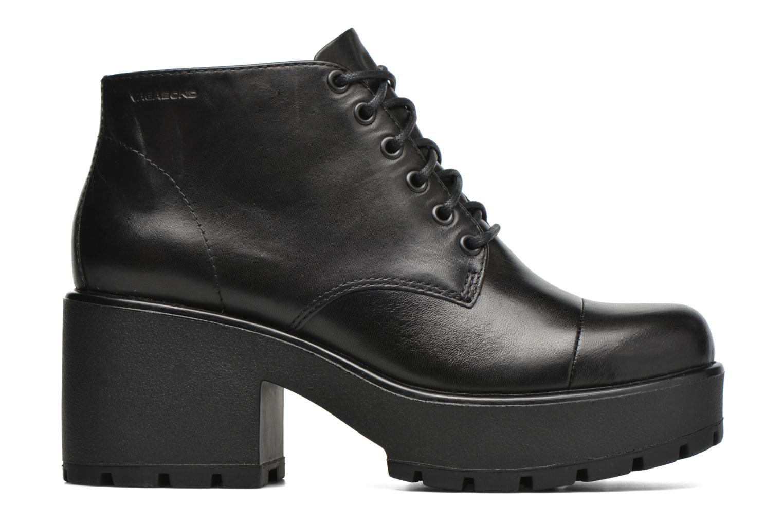 Bottines et boots Vagabond DIOON 4247-301 Noir vue derrière