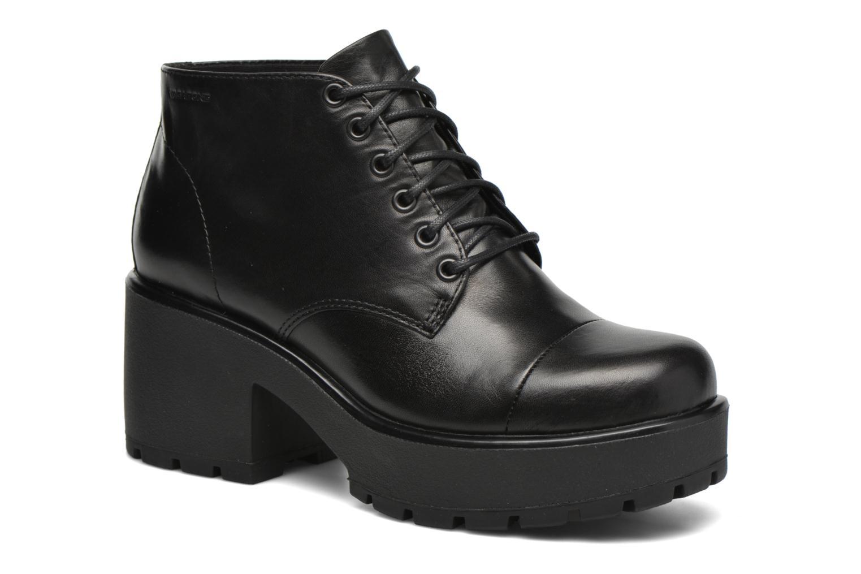 Bottines et boots Vagabond DIOON 4247-301 Noir vue détail/paire