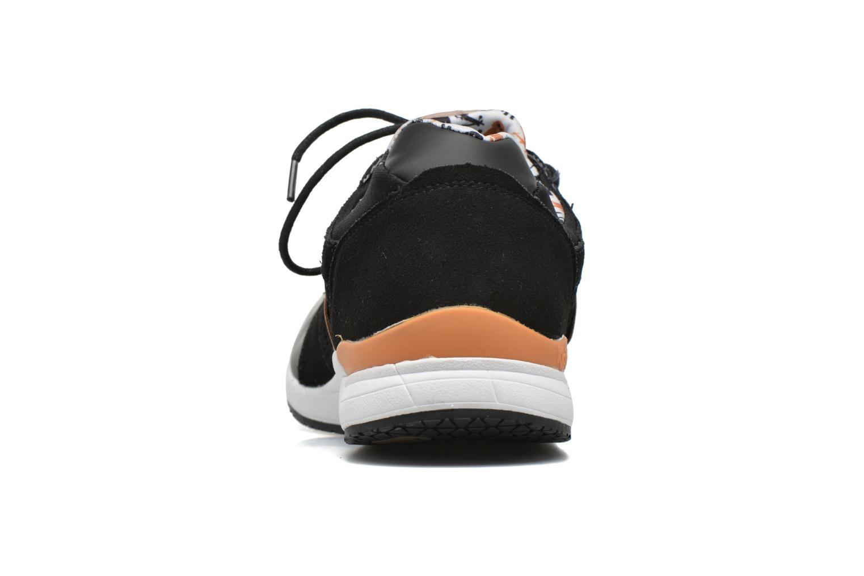 Sneakers Kickers Lightrfinn Sort Se fra højre