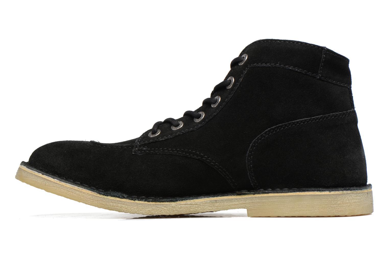Stiefeletten & Boots Kickers Orilegend schwarz ansicht von vorne