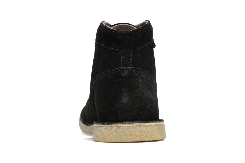 Bottines et boots Kickers Orilegend Noir vue droite