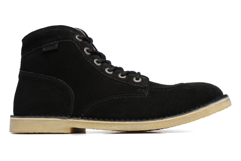 Bottines et boots Kickers Orilegend Noir vue derrière