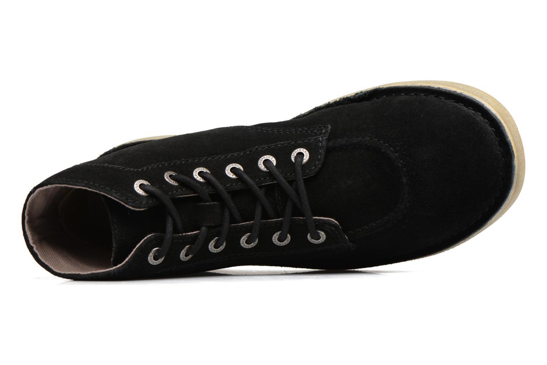 Stiefeletten & Boots Kickers Orilegend schwarz ansicht von links
