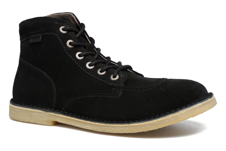 Bottines et boots Kickers Orilegend Noir vue détail/paire