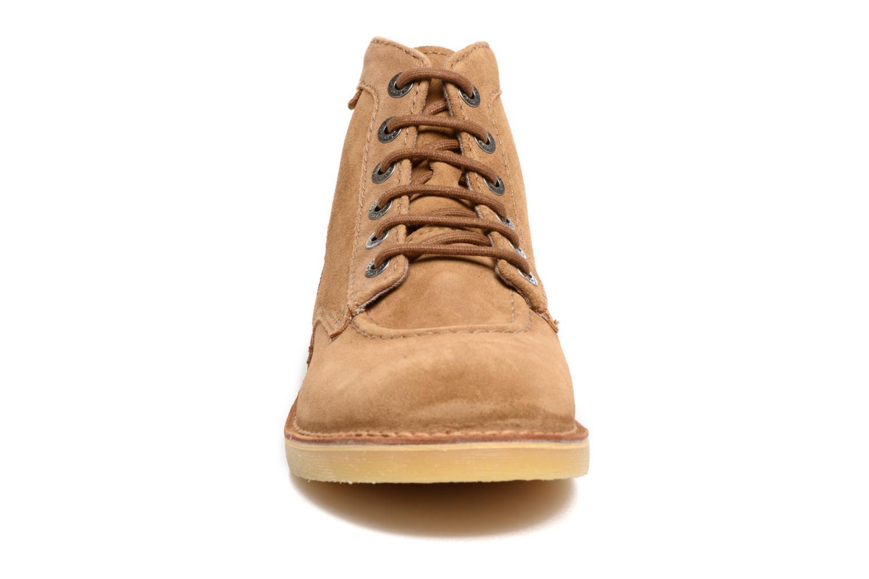 Ankelstøvler Kickers Orilegend Brun se skoene på