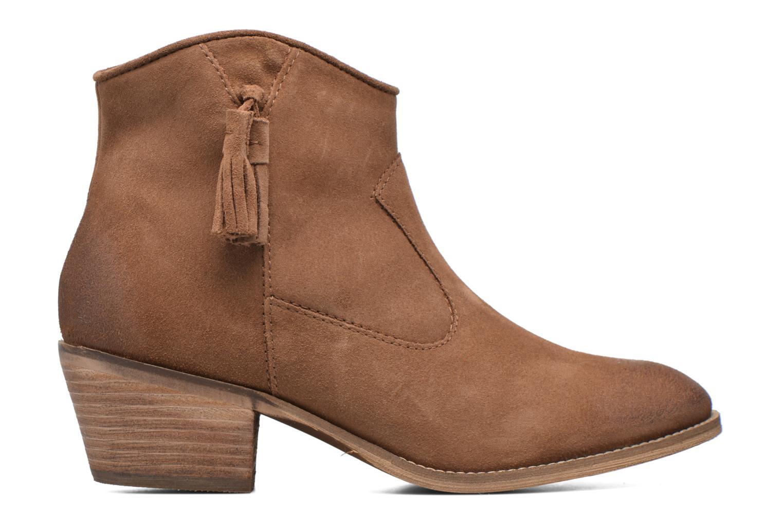 Bottines et boots Esprit Bake Tossel Marron vue derrière