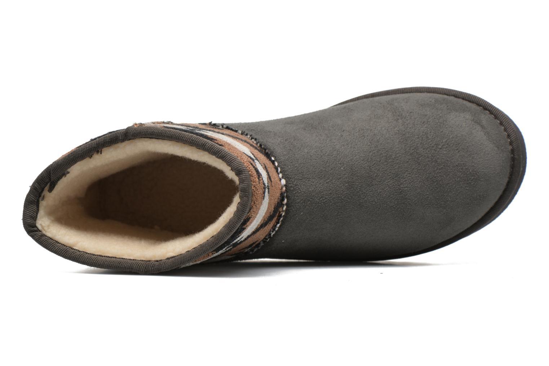 Boots en enkellaarsjes Esprit Uma Ethno Grijs links