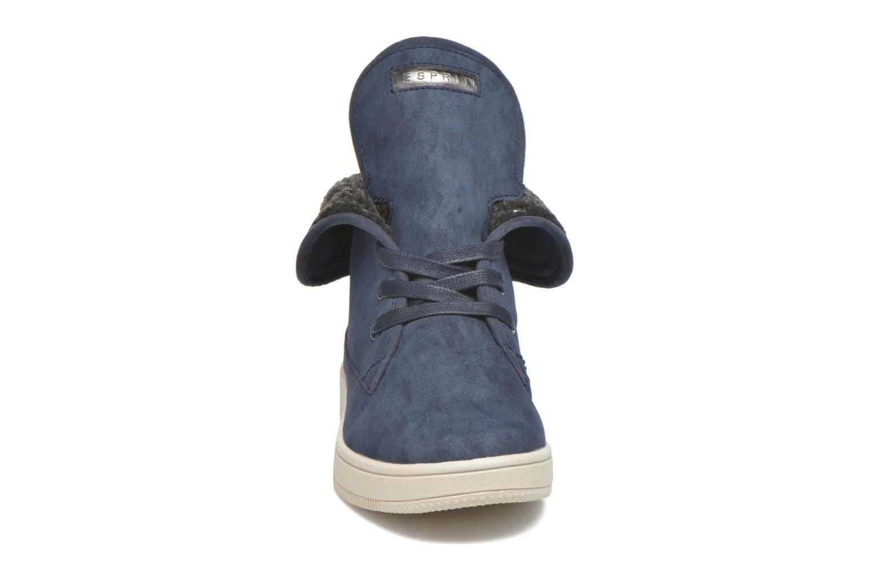 NAVY E17 Esprit Desire Bootie (Bleu)