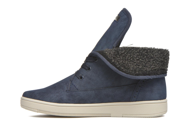 Sneakers Esprit Desire Bootie Azzurro immagine frontale