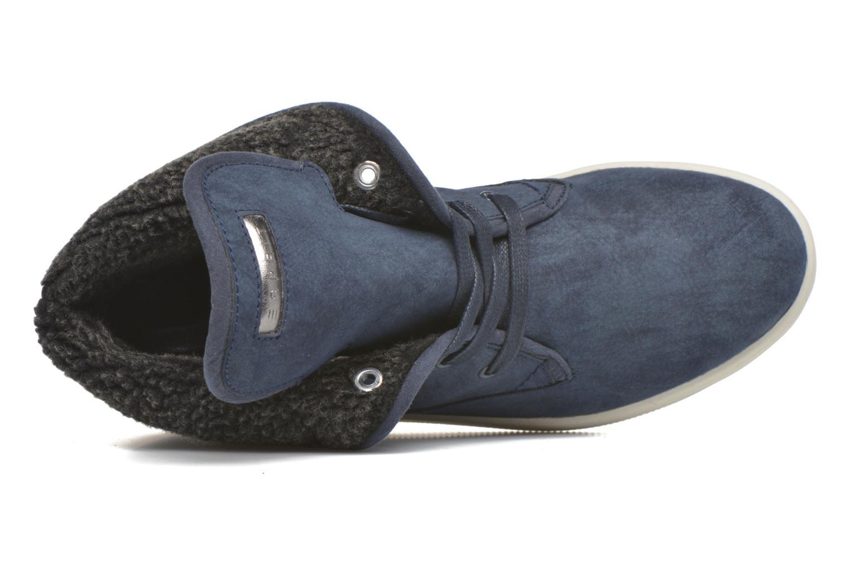 Sneakers Esprit Desire Bootie Azzurro immagine sinistra