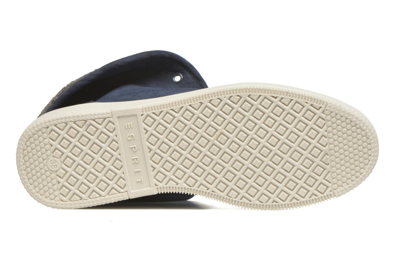 Sneakers Esprit Desire Bootie Azzurro immagine dall'alto