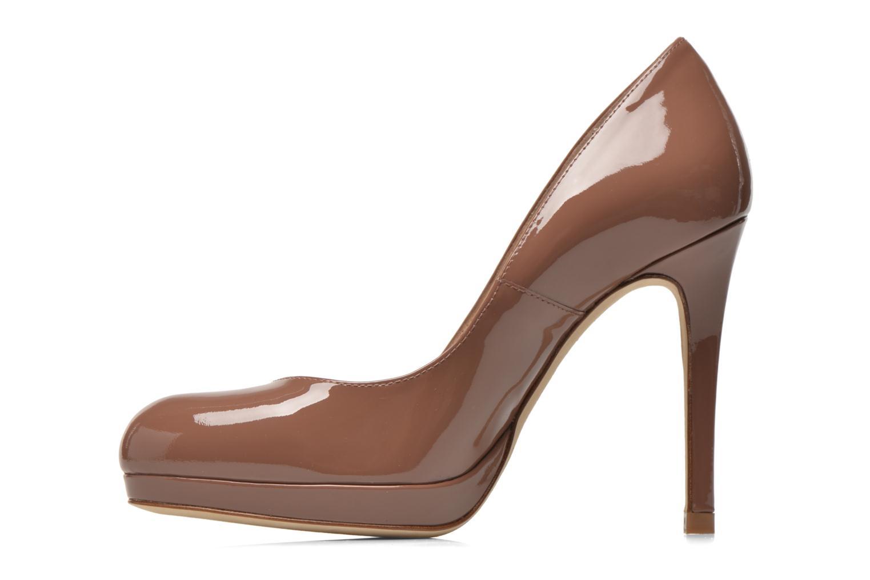 Zapatos de tacón L.K. Bennett Slegde Marrón vista de frente
