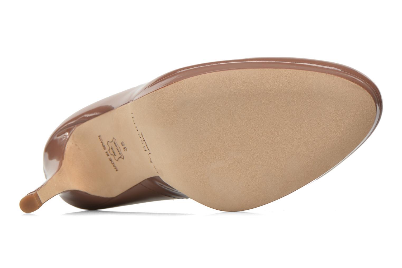 Zapatos de tacón L.K. Bennett Slegde Marrón vista de arriba