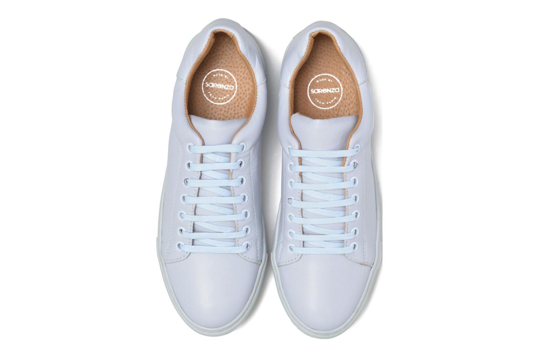 Sneaker Made by SARENZA Sugar Shoegar #8 blau schuhe getragen