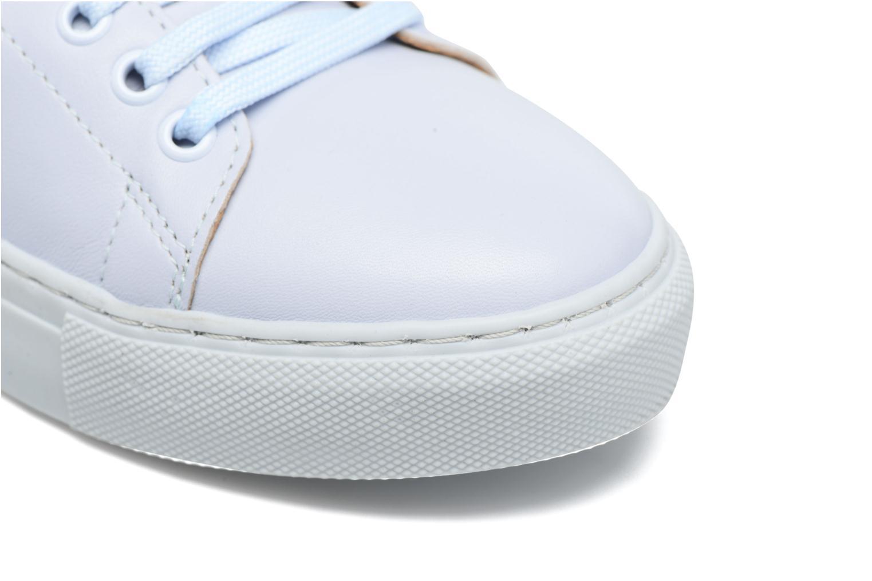 Sneaker Made by SARENZA Sugar Shoegar #8 blau ansicht von links