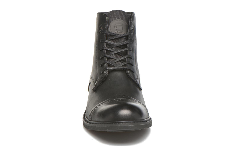 Bottines et boots G-Star Warth boot Noir vue portées chaussures