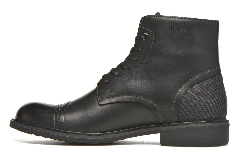 Bottines et boots G-Star Warth boot Noir vue face