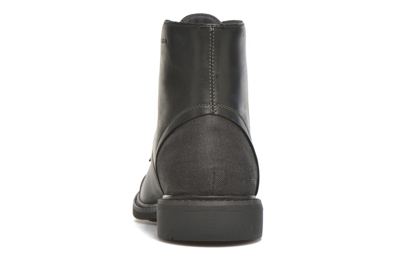 Bottines et boots G-Star Warth boot Noir vue droite