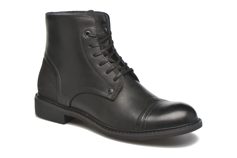 Bottines et boots G-Star Warth boot Noir vue détail/paire