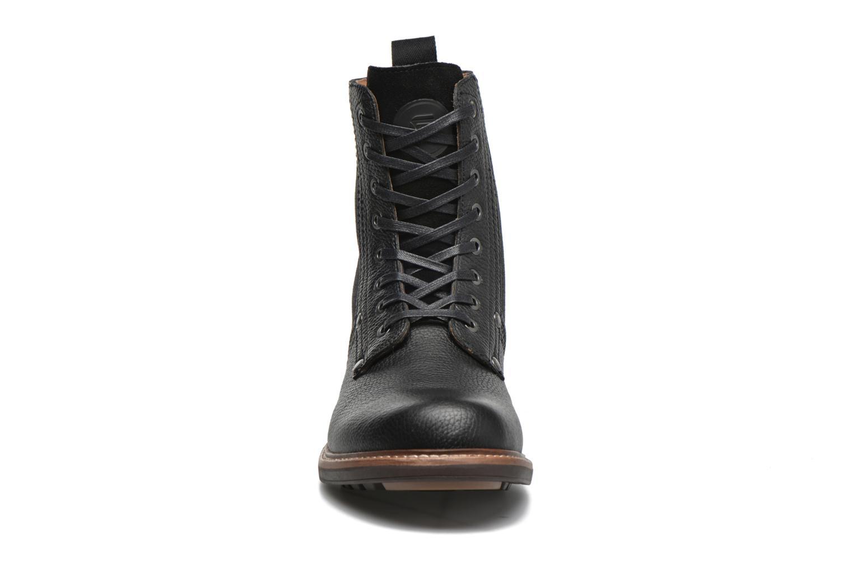 Bottines et boots G-Star Labour Noir vue portées chaussures