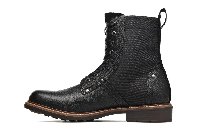 Bottines et boots G-Star Labour Noir vue face