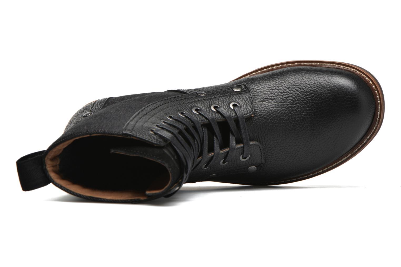 Bottines et boots G-Star Labour Noir vue gauche