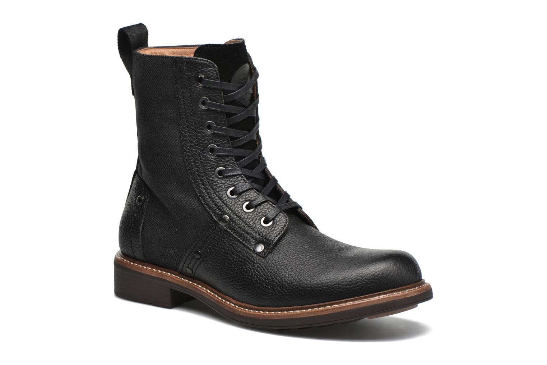 Bottines et boots G-Star Labour Noir vue détail/paire