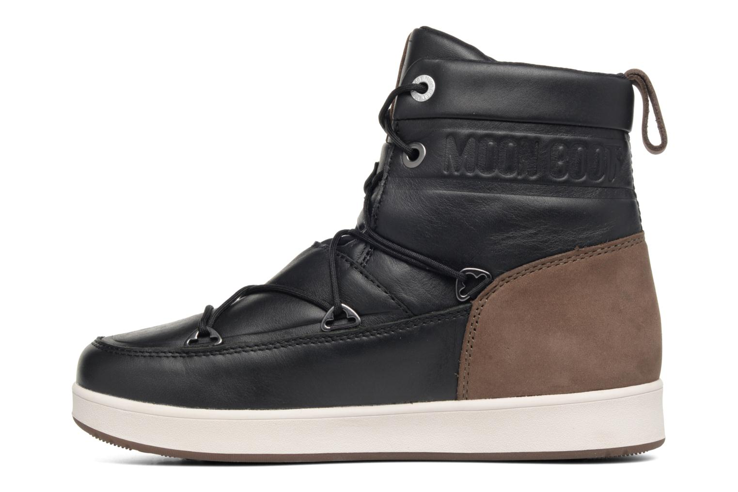 Sport shoes Moon Boot Neil Lux Black front view