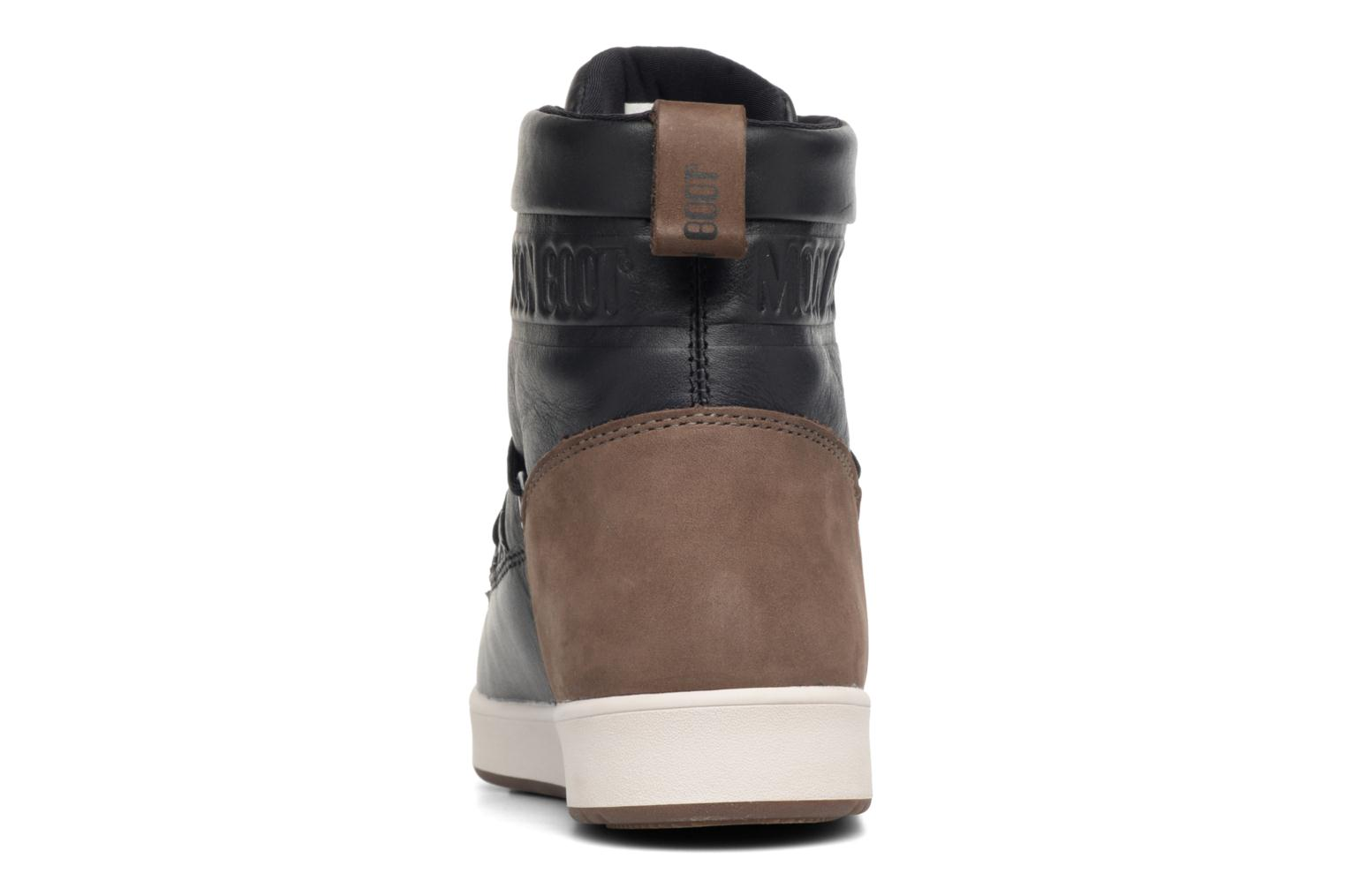 Sport shoes Moon Boot Neil Lux Black view from the right