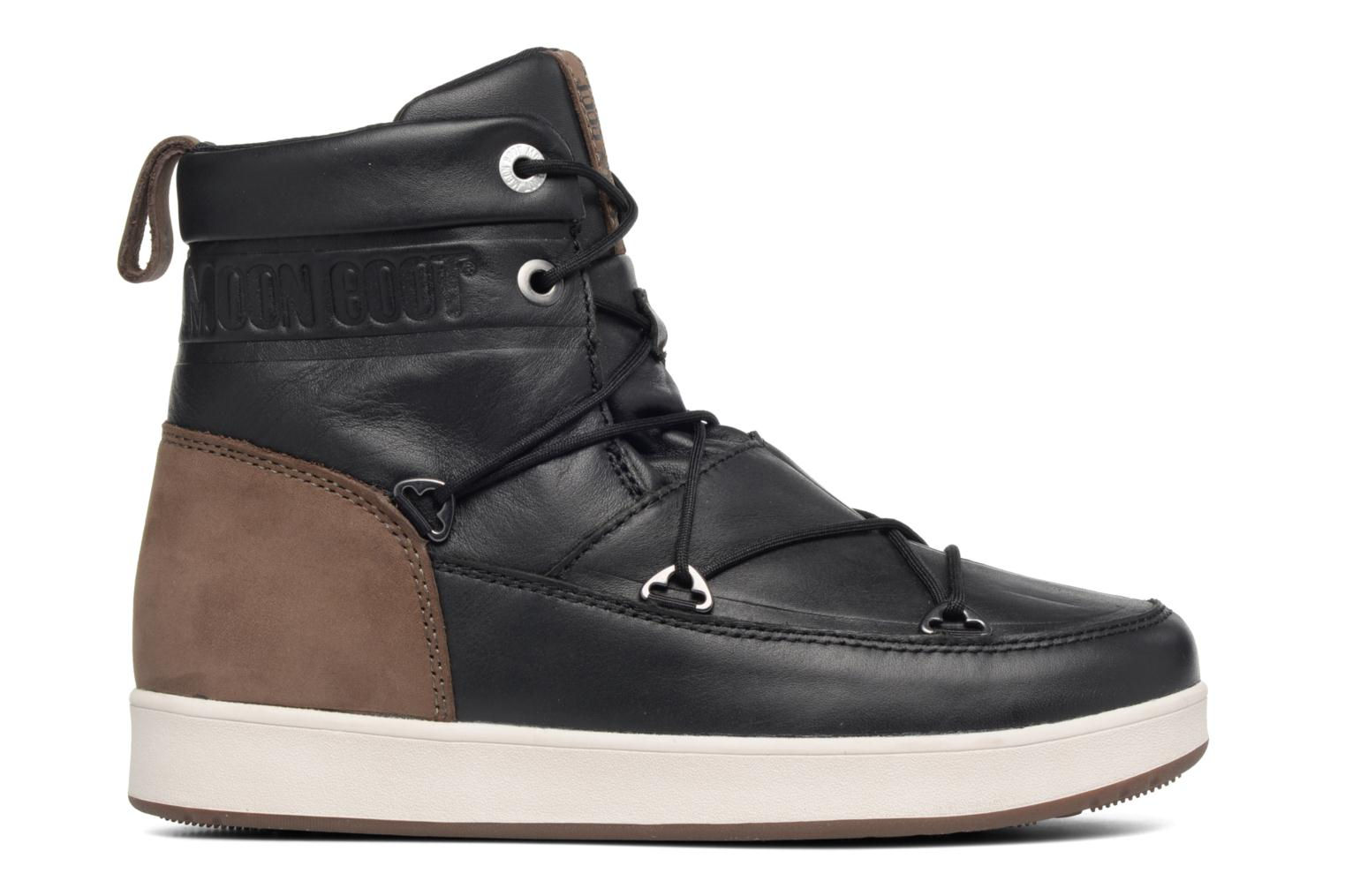 Sport shoes Moon Boot Neil Lux Black back view